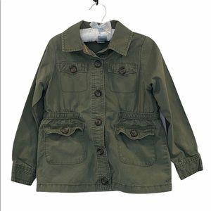 Carter's Girls Button Down Jackets sz 6